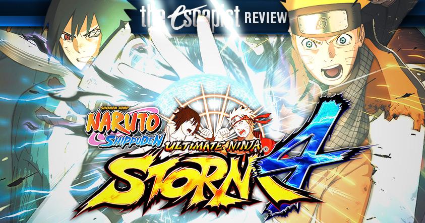 Naruto Shippuden Ultimate Ninja Storm 4 Review | Reviews