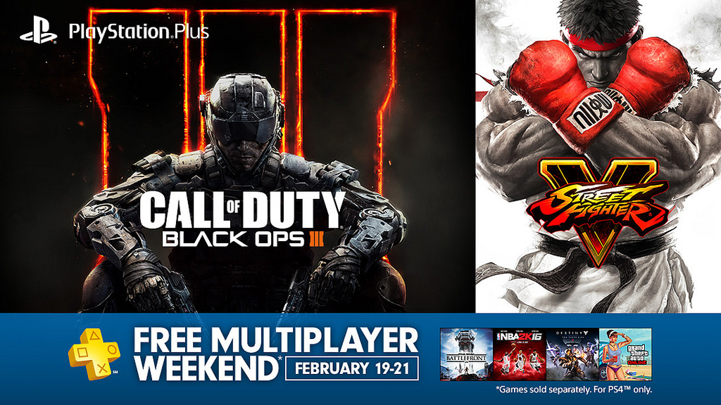 free multiplayer weekend
