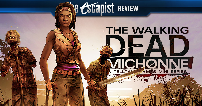 The Walking Dead Michonne Episode 1 Review Reviews