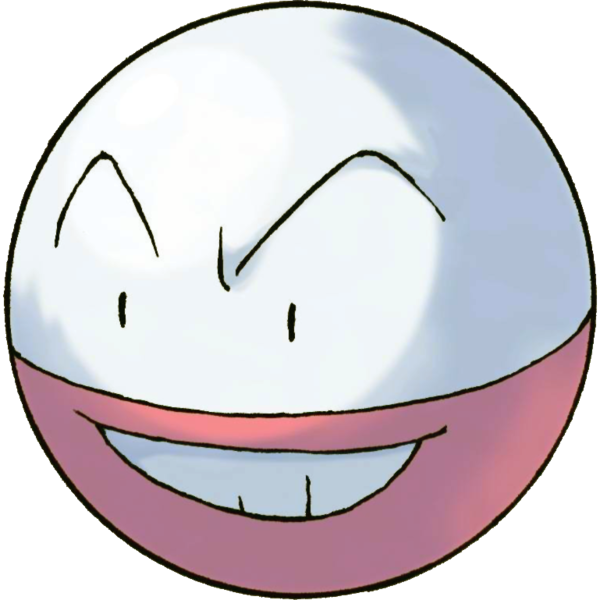 electrode and voltorb - photo #20