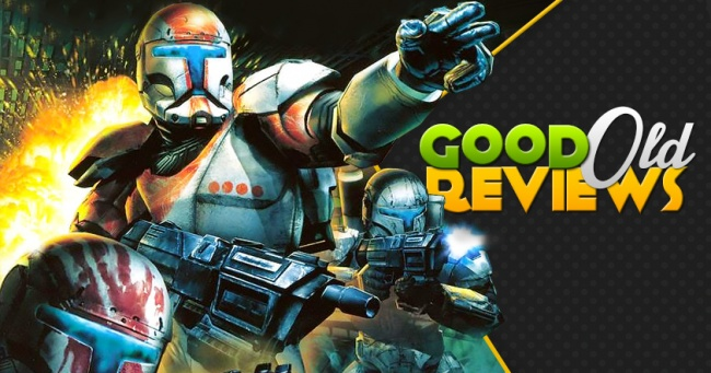 Star Wars Republic Commando Good Old Review Good Old Reviews The