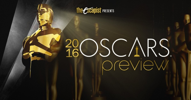 2016 Oscars Preview Banner