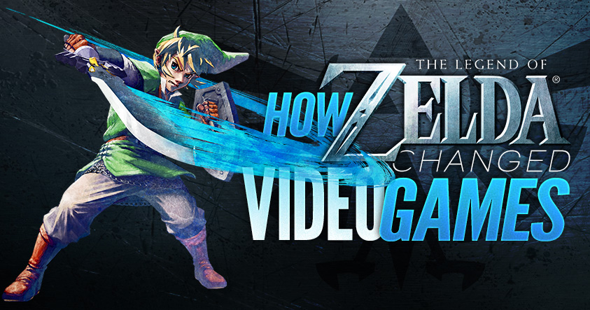 How The Legend of Zelda Changed Gaming | Video Games | The