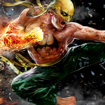 iron fist article