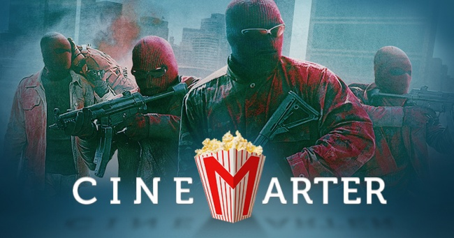 Triple 9 CineMarter Banner