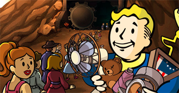 Fallout Shelter 1.4