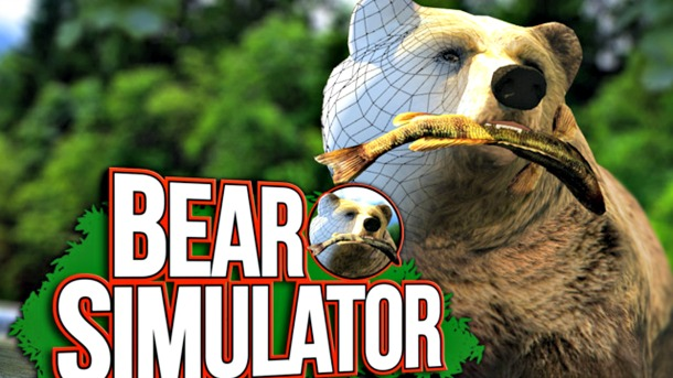 bear simulator logo