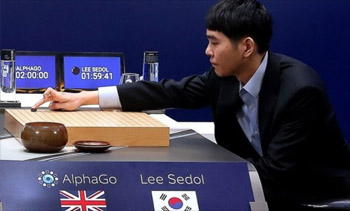 Lee Sedol vs. Google