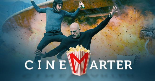 The Brothers Grimsby CineMarter Banner