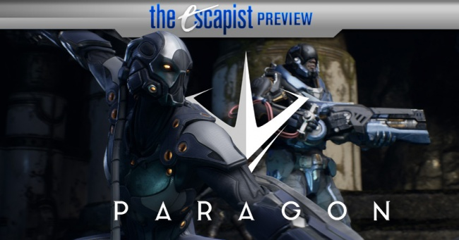Paragon Preview Epic Games MOBA | Previews | The Escapist