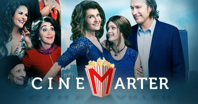 My Big Fat Greek Wedding 2 CineMarter Banner