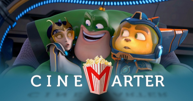 Ratchet & Clank CineMarter Banner