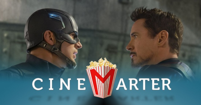 Captain America - Civil War CineMarter Banner