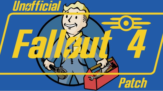 unofficialfo4patch