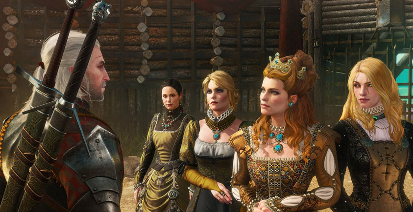 New Witcher 3: Blood and Wine Dev Diary Shows Off Toussaint   The Escapist