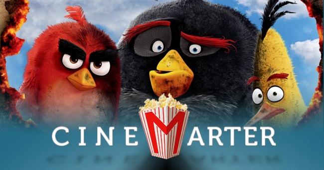 Angry Birds CineMarter Banner