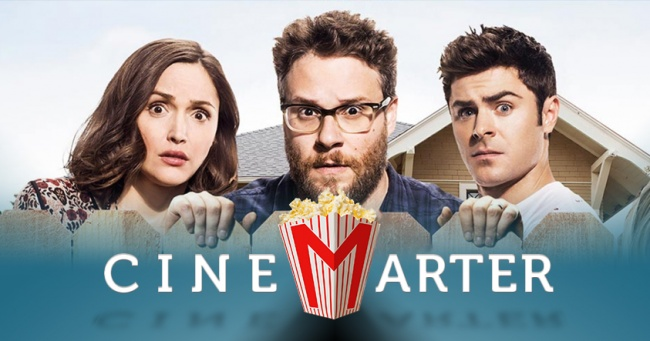 Neighbors 2 CineMarter Banner