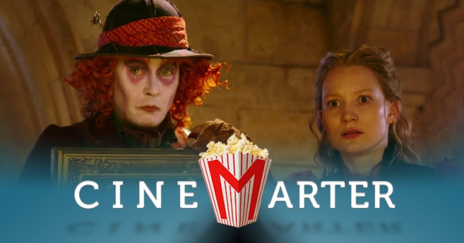 Alice 2 CineMarter Banner