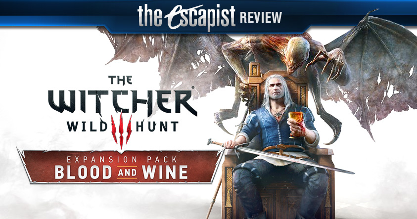 The Witcher 3 - Blood And Wine Review   Reviews   The Escapist