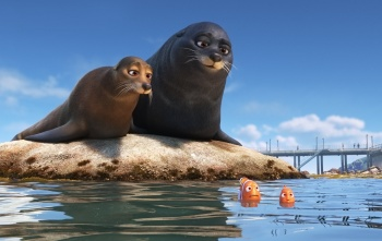 Finding Dory CineMarter #1