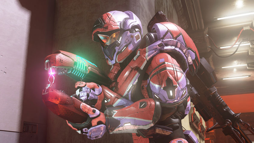 Cooperative Multiplayer Mode Warzone Firefight Coming to Halo 5: Guardians June 29 | The Escapist