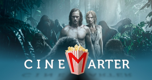 Legend of Tarzan CineMarter Banner
