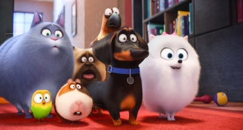 Secret Life of Pets CineMarter #1