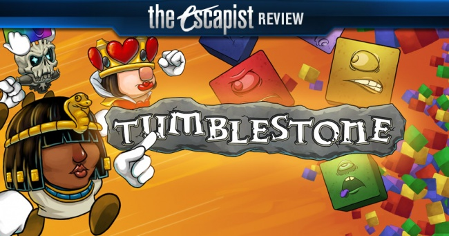 articles view video games editorials reviews tumblestone review indie match puzzle multiplayer