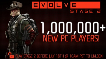 evolve stage 2 1 million