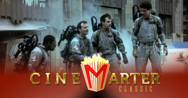 Ghostbusters 1984 CineMarter Classic Banner