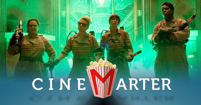 Ghostbusters 2016 CineMarter Banner