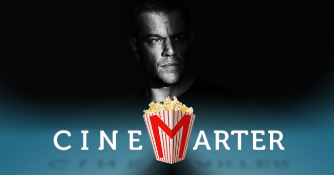 Jason Bourne CineMarter Banner