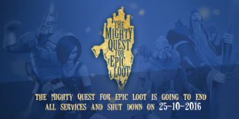 mighty quest end
