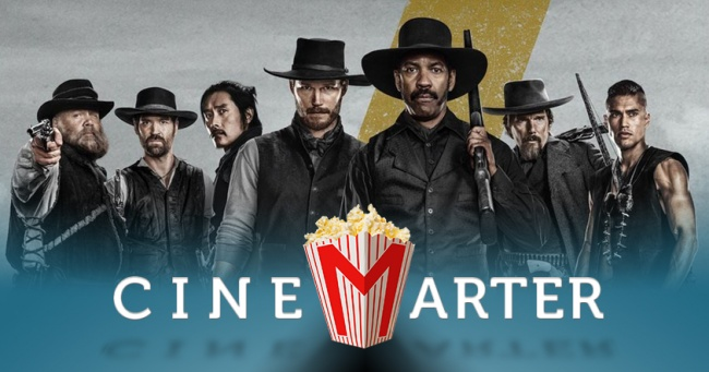 The Magnificent Seven CineMarter Banner