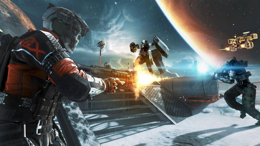 The Call of Duty Infinite Warfare Beta is a Week Longer if You Pre-Ordered on PS4 | The Escapist