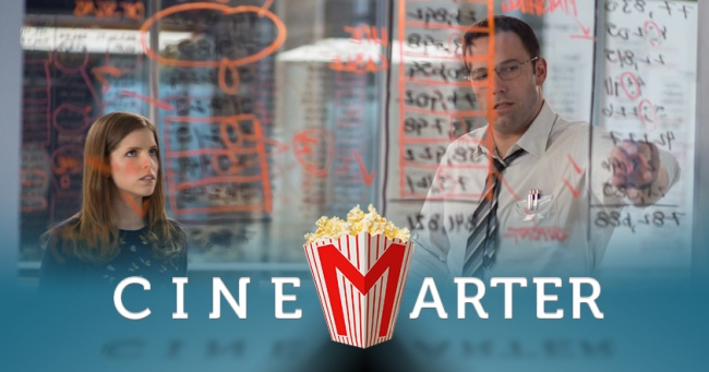 The Accountant CineMarter Banner