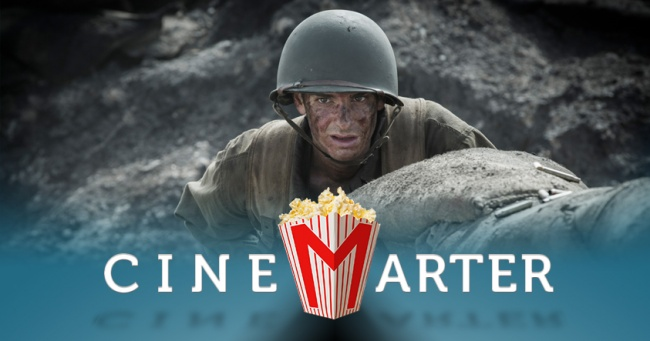 Hacksaw Ridge CineMarter Banner