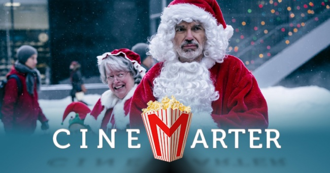 Bad Santa 2 CineMarter Banner