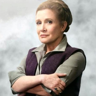 No Carrie Fisher CGI News 3x3