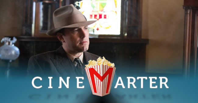 Live By Night CineMarter Banner