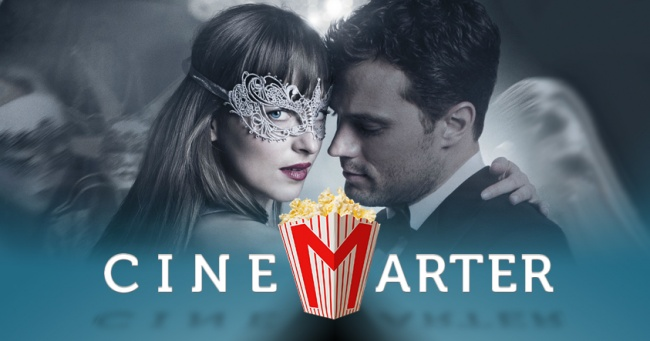Fifty Shades Darker CineMarter Banner