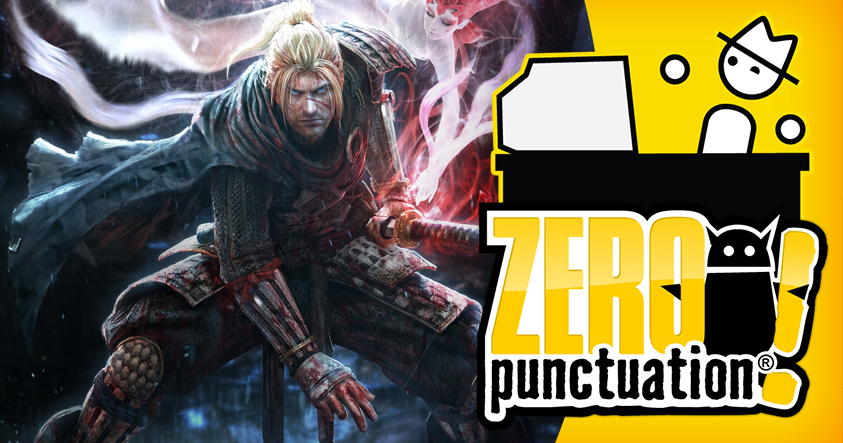 Nioh Review Zero Punctuation Video Gallery The Escapist