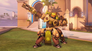 orisa overwatch ptr