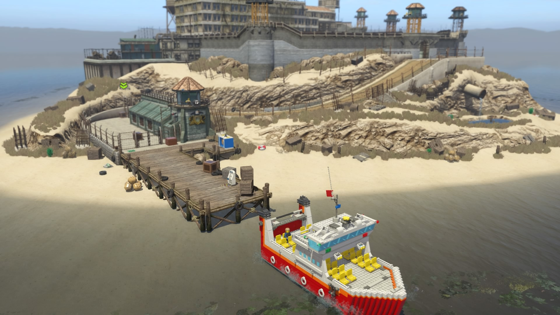 Lego City Undercover Walkthrough Chapter 3 Guide