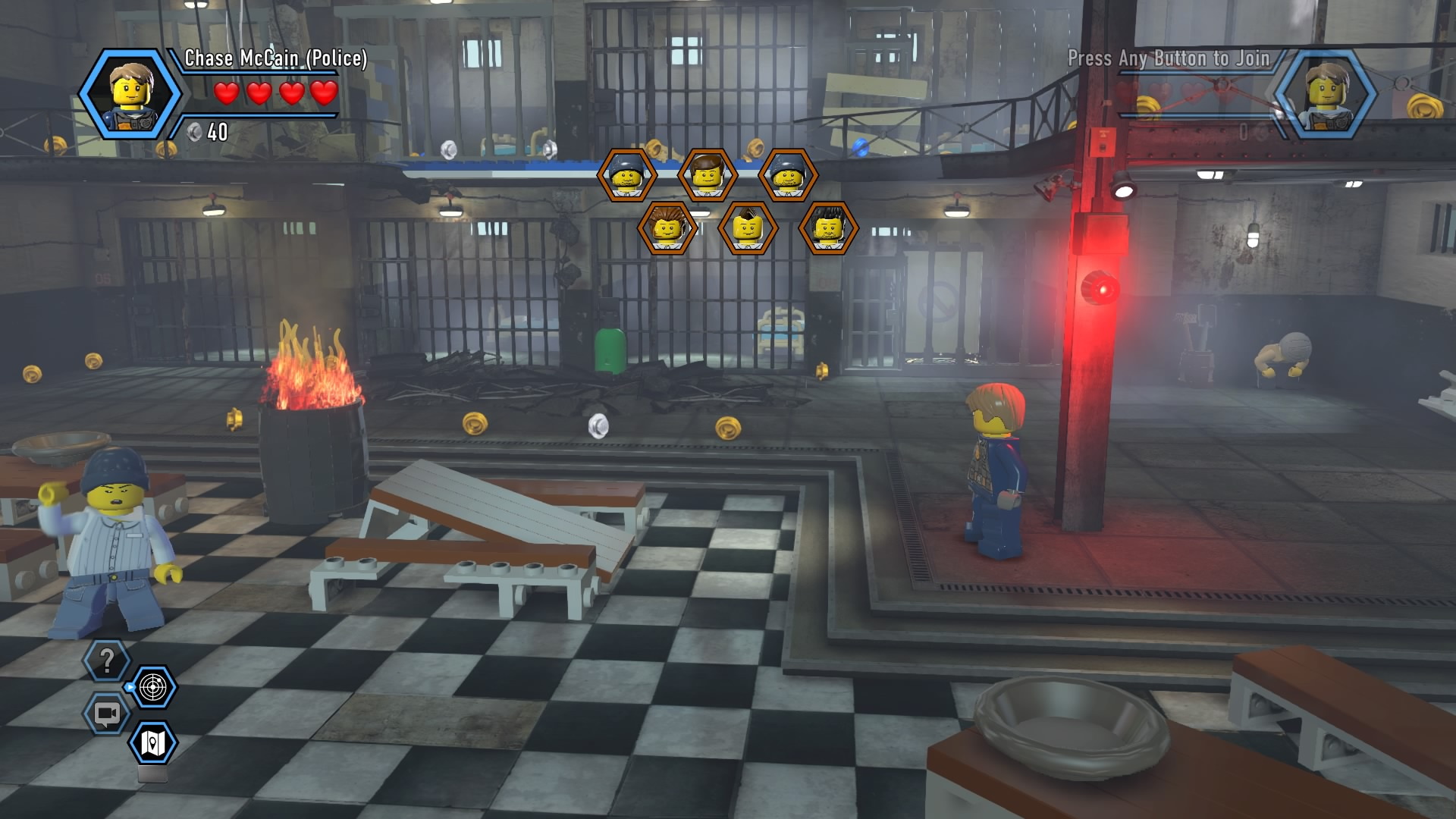 LEGO City Undercover Walkthrough | Chapter 3 Guide