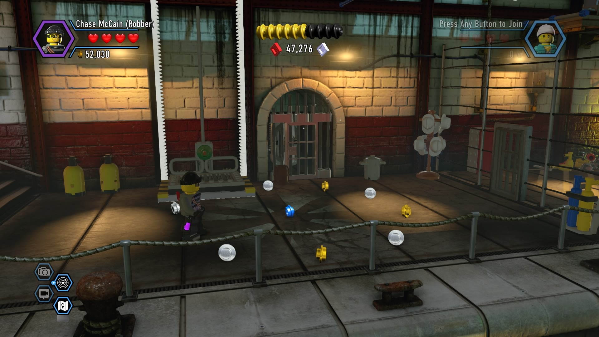 Lego City Undercover Walkthrough Chapter 10 Fire Station