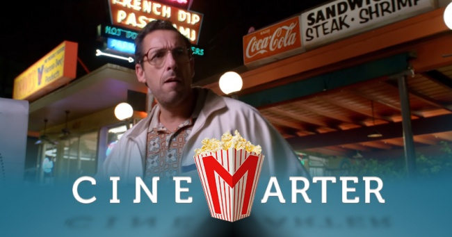 Sandy Wexler CineMarter Banner