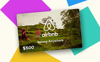 Enter To Win A 500 Dollar Airbnb Gift Card The Escapist