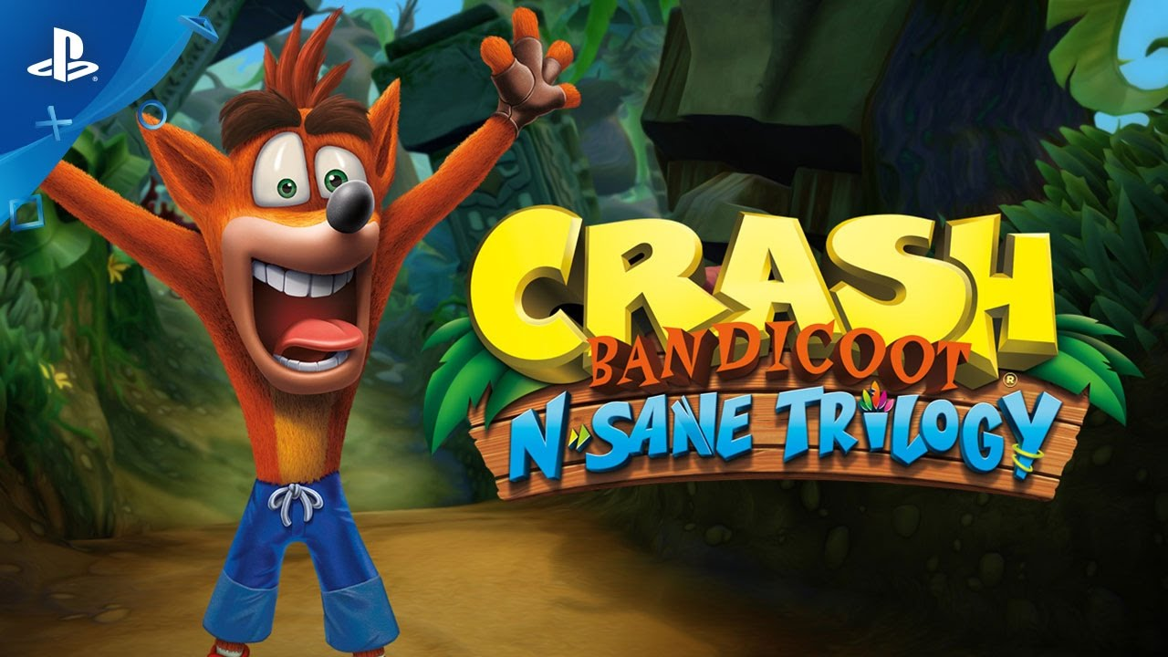 Crash bandicoot 2: cortex strikes back unlimited lives exploit.