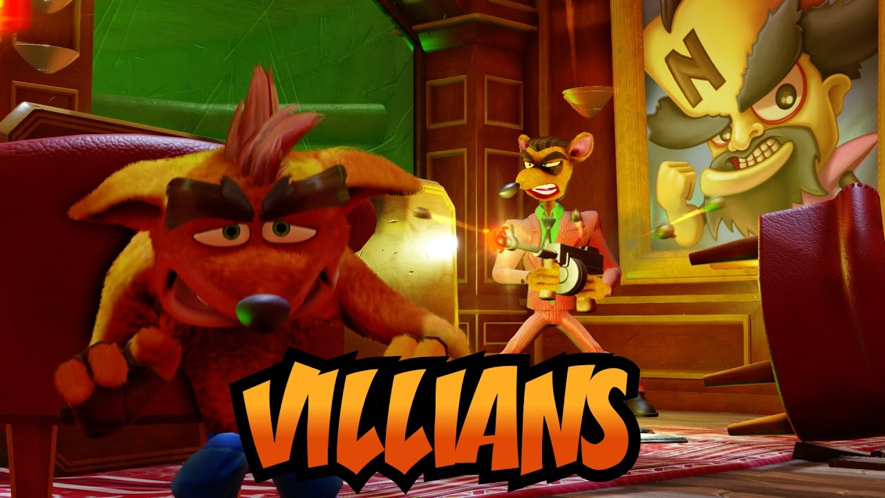 crash bandicoot 1 n sane trilogy how to beat every boss tips